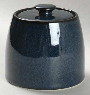 Mikasa Square Dance Blue Sugar Bowl & Lid, Fine China Dinnerware ...