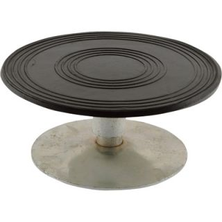 Vestil Heavy Duty Manual Turntable   500 Lb. Capacity, 8in. Dia., 4in.H, Model#