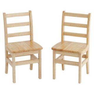 Strange Kids Chair Set Ecr4Kids 3 Rung Ladderback Chair 2 Pack Beatyapartments Chair Design Images Beatyapartmentscom