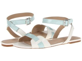 Elizabeth and James Paige Womens Sandals (White)
