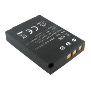 Lenmar Battery replaces GE   General Electric GB 40   Camera Battery
