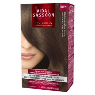 Vidal Sassoon Pro Series Salon Hair Color   Medium Chocolate Brown (color 5WN)