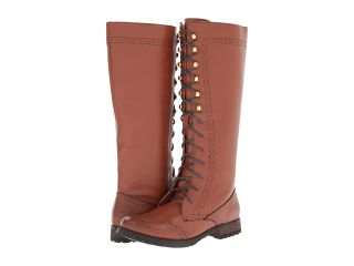 VOLATILE Luna Womens Lace up Boots (Brown)