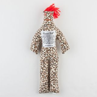 Dammit Doll Leopard One Size For Men 228713435