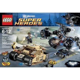 LEGO Super Heroes Tumbler Chase 76001