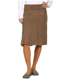Prana Daphne Skirt Womens Skirt (Taupe)