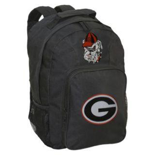 Concept One Georgia Bulldogs Backpack   Black