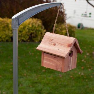 Perky Pet Universal Bird Feeder & Bird House Pole Multicolor   5107 4