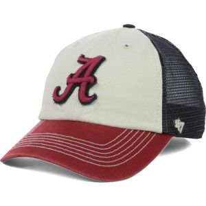 Alabama Crimson Tide 47 Brand Schist Trucker Cap