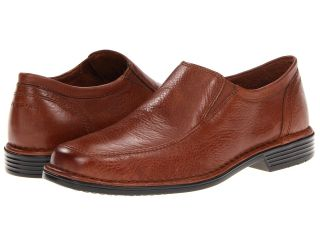 Rockport Washington Square Double Gore Slip On Mens Slip on Shoes (Brown)
