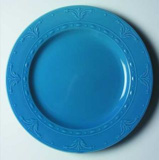 Kennex Group (China) Florence French Blue Dinner Plate, Fine China Dinnerware