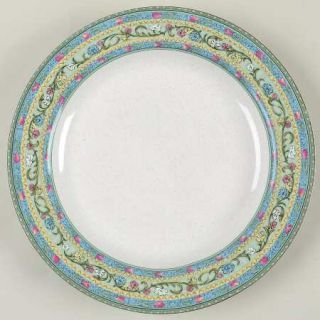 Studio Nova Vienna Garden Salad Plate, Fine China Dinnerware   Oven To Table,Flo