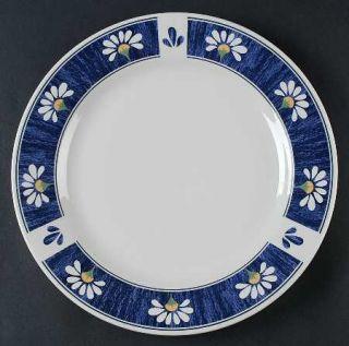 Majesticware Spring Daisy 12 Chop Plate/Round Platter, Fine China Dinnerware