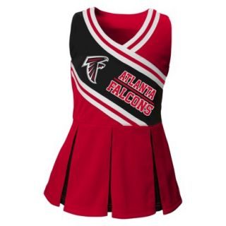 NFL Infant Toddler Cheerleader Set With Bloom 4T Falcons