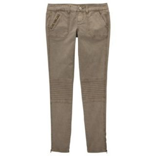 Mossimo Supply Co. Juniors Moto Pant   Brown 13