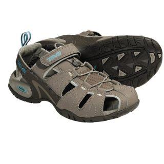 Teva Dozer III Sandals (For Women)   RAVEN (5.5 )