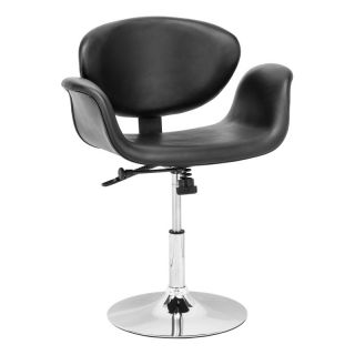 Barber Chair White   500107
