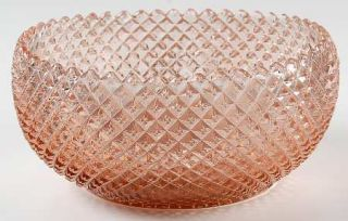 Anchor Hocking Miss America Pink Cupped Bowl   Pink, Depression Glass