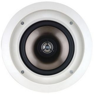 Leviton AEC65 Architectural Edition by JBL, Pair of 6.5Inch InWall Speakers White