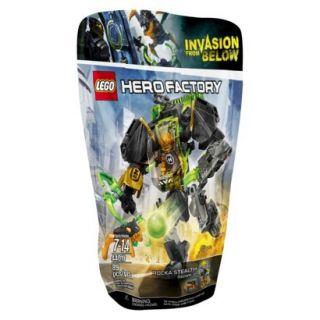 LEGO Hero Factory Rocka Stealth Machine   89 pieces