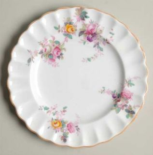 Spode Dorothy Perkins Bread & Butter Plate, Fine China Dinnerware   Multicolor R