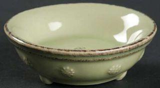 Juliska Ceramics Berry & Thread Pistachio Green Condiment Bowl Mini, Fine China