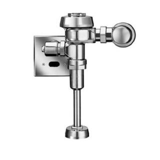 Sloan ROYAL 1860.5 ESS Royal Optima Exposed, Hardwired, Automatic Urinal Flush Valve 0.5 GPF High Efficiency