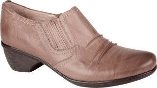 Womens Blondo Floretta   Light Taupe Blanche Neige Leather Casual Shoes