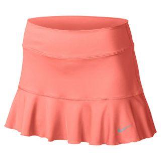 Nike Women`s Flounce Knit Tennis Skirt Xlarge 606_Atomic_Pink