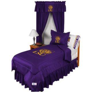 Louisiana State Comforter   Full/Queen