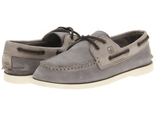 Sperry Top Sider Kids A/O Boys Shoes (Gray)