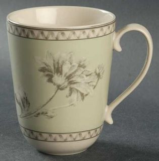 Interiors (PTS) Somerville Mug, Fine China Dinnerware   Floral Center,Various Co