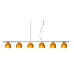 Besa Lighting BEL 6LP 560580 PN Tay Tay Island Light