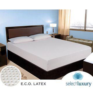 Select Luxury E.c.o. Latex Firm 10 inch California King size Mattress