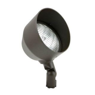 Focus Lighting DL03BRT 12V 36W 5 Bullet Directional Light Bronze Texture