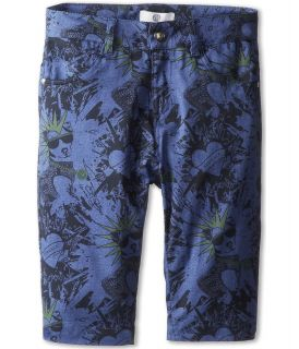 Versace Kids Boys Cartoon Pop Print Bermuda Shorts Boys Shorts (Multi)