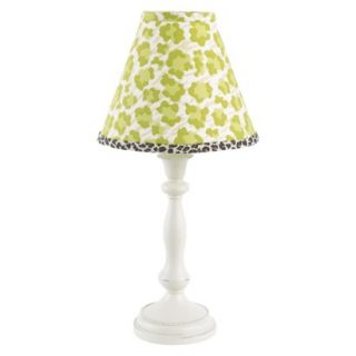 Cotton Tale Here Kitty Kitty Std. Lamp & Shade
