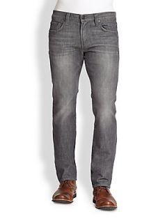 J Brand Kane Slim Straight Leg Jeans   Ricochet