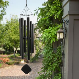 Music of the Spheres Hawaiian Alto 50 Inch Wind Chime Multicolor   MOTSHA