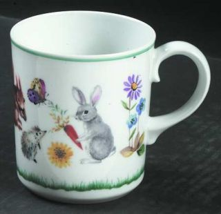 Royal Worcester Skippety Tale Childs Mug, Fine China Dinnerware   Porcelain, Ch