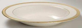 Lenox China Lowell (Gold Backstamp) 9 1999 Shape Soup/Pasta Bowl, Fine China Di
