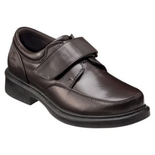 Boys French Toast Easy Strap Loafer   Brown 1