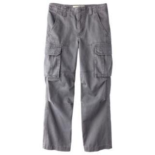 Cherokee Boys Cargo Pant   Quartz Gray 4
