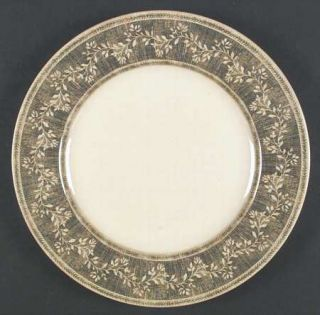 Johnson Brothers Mc Baine Dinner Plate, Fine China Dinnerware   Flowers & Swags