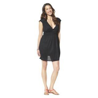 Merona Womens Coverup Dress  Black XL