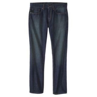 Denizen Mens Straight Fit Jeans 32X34