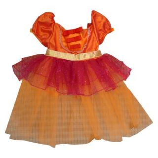 Lalaloopsy Tippy Tumblelina Dress