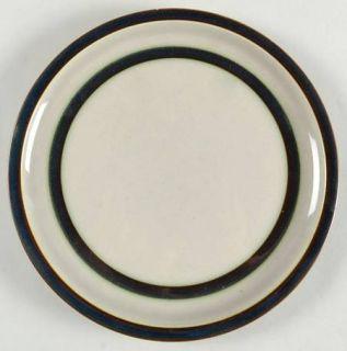 Bing & Grondahl Tema Luncheon Plate, Fine China Dinnerware   Stoneware, Bands Of