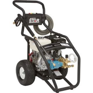 NorthStar Gas Cold Water Pressure Washer   3.5 GPM, 4000 PSI, Model# 15782020