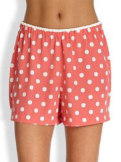 Natori Polka Dot Shorts